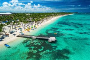 Station balnéaire Punta Cana, République dominicaine