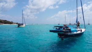 Voilier SunChine 36 : basé aux Trois-Îlets en Martinique