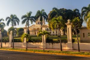 Le Palais Sans Souci - Saint-Domingue