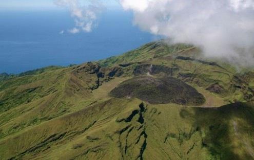 volcan Soufrière